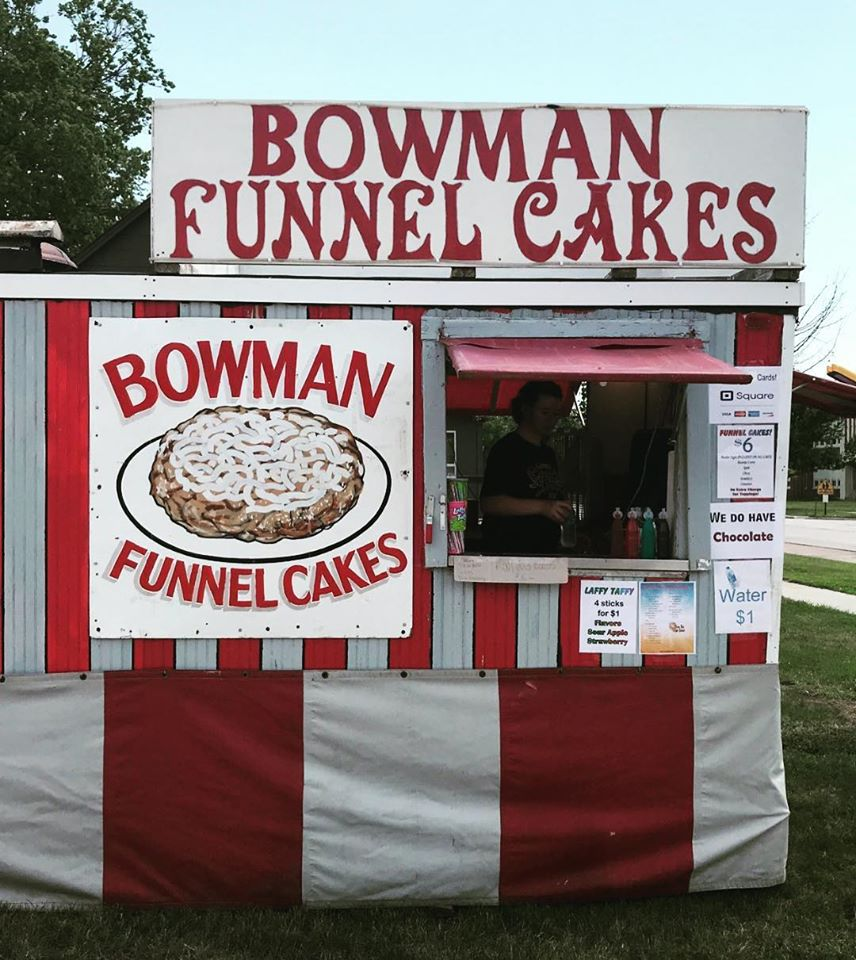 Bowman Funnel Cakes